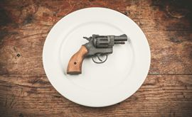 Restaurant Chains Emerge As Front In Gun Control Debate