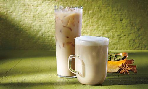 Starbucks Celebrates Mother's Day with a Buy One Get One Teavana Oprah Chai Tea Latte