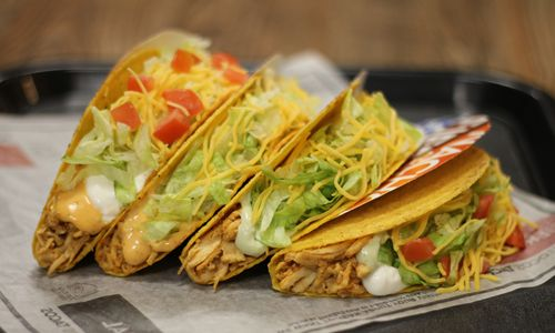 Taco Bell Innovates Inside the Taco Shell for Its New Spicy Chicken Cool Ranch Doritos Locos Tacos