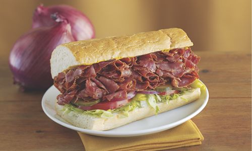 Togo's Kicks Off in El Centro, California With 1,000 Free Hot Pastrami and Turkey Avocado Sandwiches