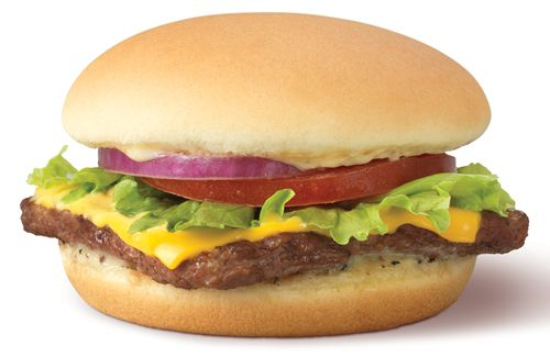 Wendy's Value Menu Sizzles with a New Steakhouse Jr. Cheeseburger