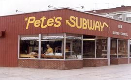 Where Your 14 Favorite Fast-Food Chains Began