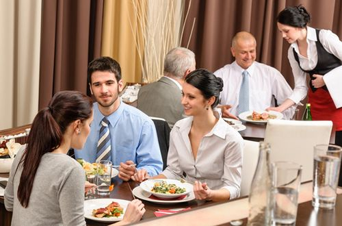 Attracting Corporate Diners Through CRM and B2B Marketing