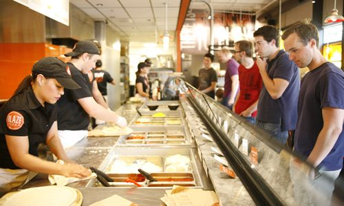 Blaze Fast-Fire'd Pizza & Levy Family Partners Expand To Five Chicago Area Locations