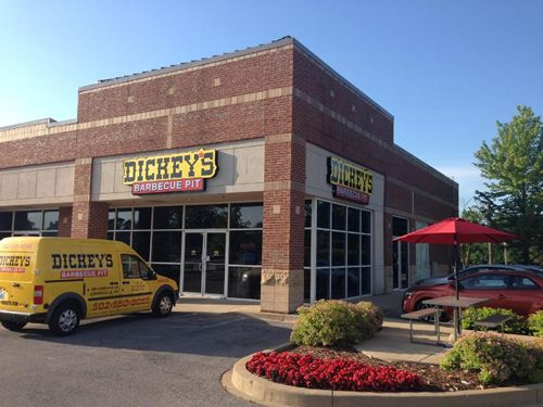 Couple Opens First Dickey's Barbecue Pit in Louisville