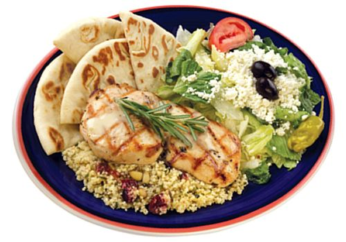 Healthy Dining Menu Options at Papouli's Greek Grill