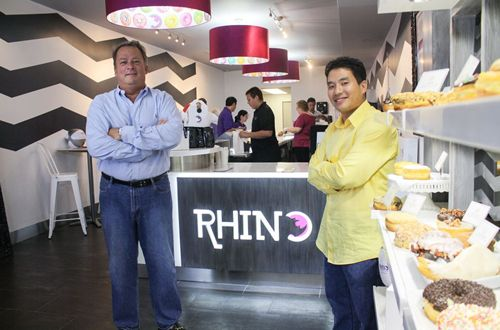 Rhino Doughnuts & Coffee to Launch Five Locations in South Florida