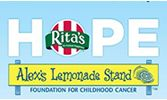 Rita's Italian Ice Kicks Off 9th Annual Paper Lemon Fundraiser with Alex's Lemonade Stand Foundation to Raise Funds for Children with Cancer