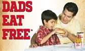 Roy Rogers Restaurants Celebrates Dads and Start of Summer