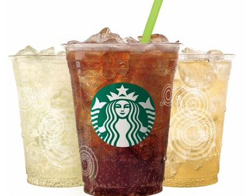 Starbucks Expands Cold Beverage Line-up with Fizzio Handcrafted Sodas and Teavana Shaken Iced Tea