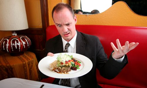 America's Most Common Restaurant Complaints