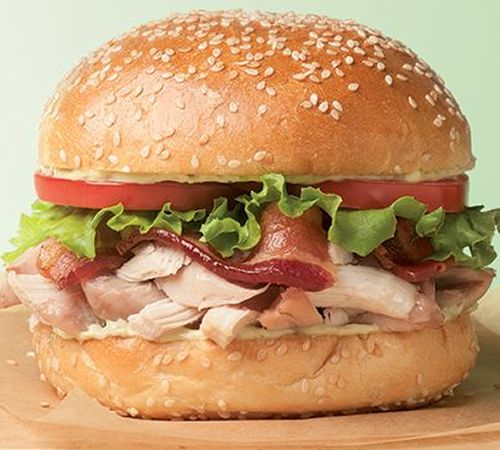 Boston Market Enters 'Burger Wars' with New BLT Rotisserie Chicken Burger