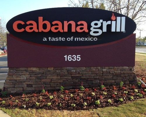 Cabana Grill Uses Harbinger Sign to Help Crack the Atlanta Market