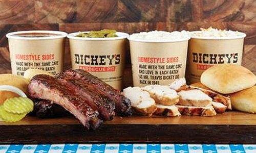 Centreville Resident Pursues Her Passion Opening Dickey's Barbecue Pit