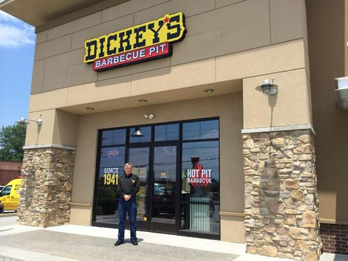 Dickey's Barbecue Pit Swaggers in to Lancaster with First Restaurant