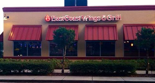 East Coast Wings & Grill Heats Things Up in Orlando with Newest Restaurant