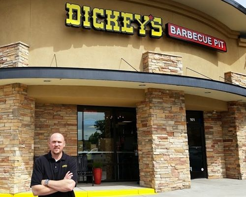 Family Friendly Dickey S Barbecue Pit Expands In Colorado