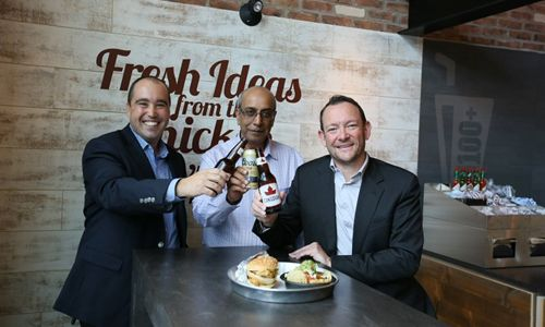 KFC Canada Toasts KFC Fresh Success