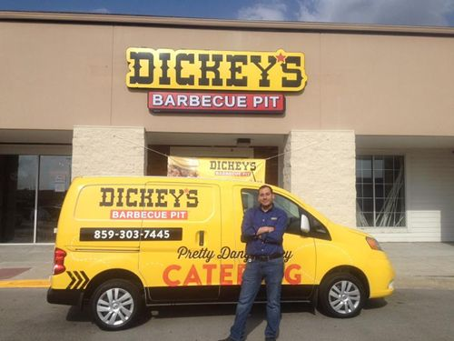 Lexington Gets Slow Smoked Texas Barbecue with New Dickey's Barbecue Pit