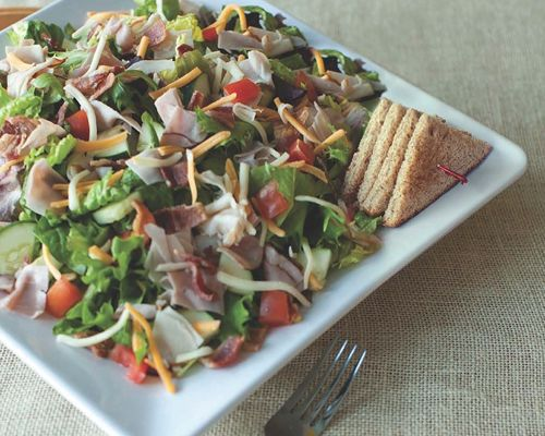 McAlister's Deli Features Pecanberry Wrap And Club Salad