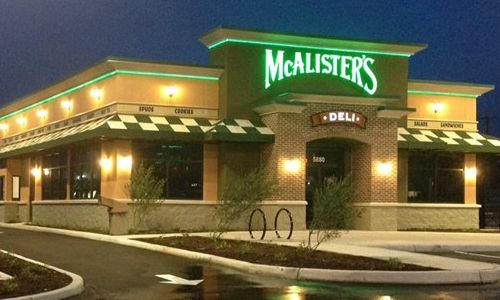 McAlister's Deli Relocates DeZavala Road Restaurant