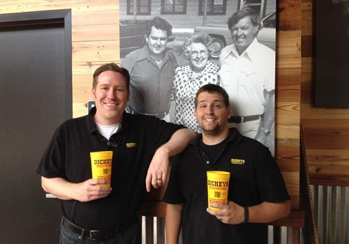 New Career Path Leads Men to Barbecue with Dickey's Barbecue Pit