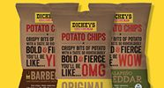 New Dickey's Barbecue Potato Chips Serve up Support for Veterans