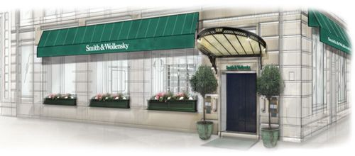 Smith & Wollensky Restaurant Group Announces International Expansion into London
