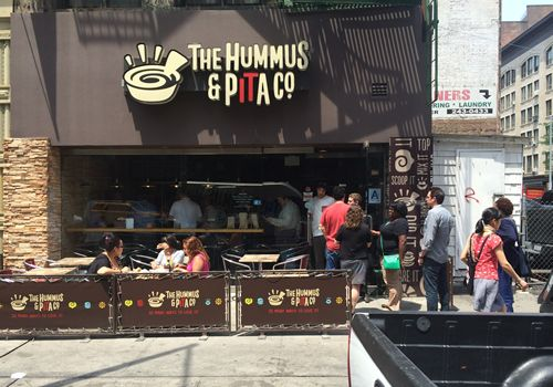 The Hummus & Pita Co. Signs Lease on Entire Building in Midtown