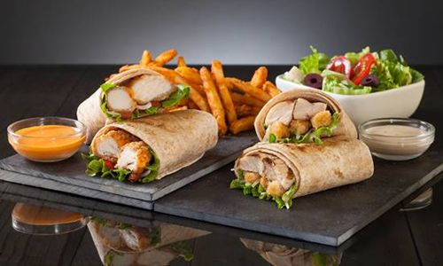The New Miami Subs Grill Debuts Tasty Chicken Wraps Limited Time Offer July to Late September