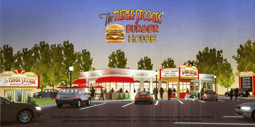 The Three Stooges Brand Announces Plans For New Burger