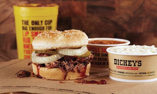 Big Barbecue Giveaways in Commerce with New Dickey's Barbecue Pit