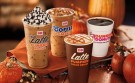 New Pumpkin Creme Brulee Coffee And Lattes Join Dunkin' Donuts' Fall Lineup In September