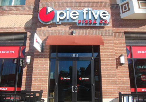 Pie Five Pizza Revolution Arrives in Maryland