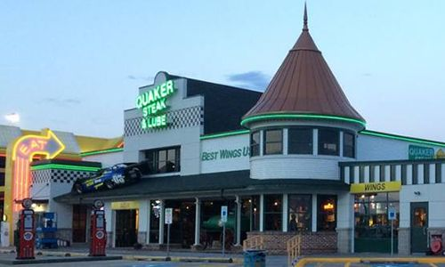 Quaker Steak And Lube Sharon Pa