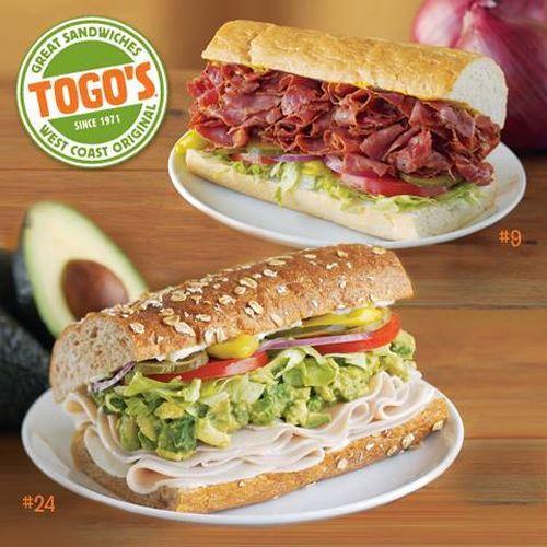 Togo's Kicks Off Opening of New Petaluma, CA, Restaurant with Free Sandwiches
