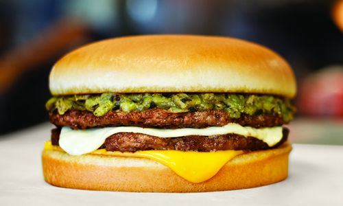 Whataburger Brings Back Green Chile Double Burger to Texas