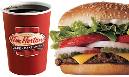 World's Third Largest Quick Service Restaurant Company Launched with Two Iconic and Independent Brands: Tim Hortons and Burger King