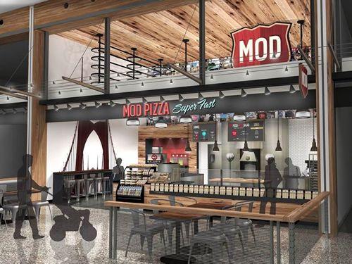 MOD Pizza Announces Arrival at Portland International Airport