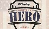 O'Charley's Completes 75th Hometown Hero Event Honoring Military Veterans and Active Duty Service Members