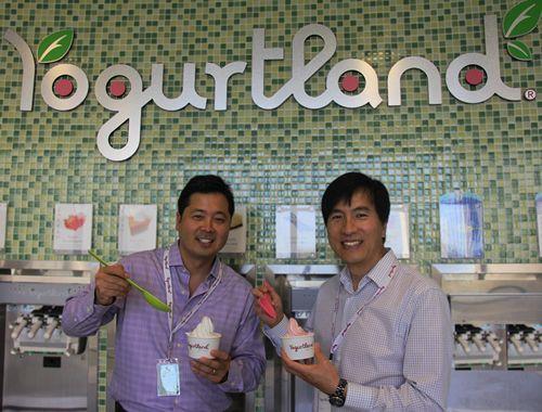 Takiguchi Named Brand Management VP at Yogurtland