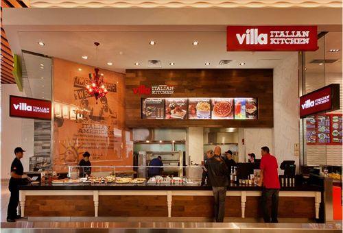 34 New Villa Italian Kitchen Restaurants Now Open In Malls Across The U S