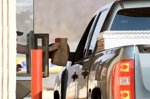 Drive Thru Fast Food Is Getting Just A Little Bit Slower