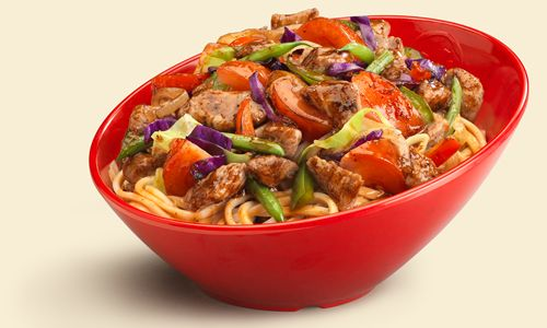 Healthy Dining Choices Give Athletes the Competitive Edge at Genghis Grill