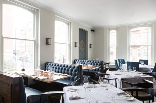 The Cavendish Exquisite Modern European Restaurant London