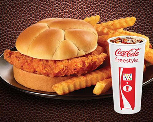 Zaxby's Rolls Out Game Day Fillet Sandwich Meal for Hungry Football Fans