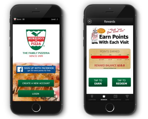 Popular Family Pizzeria Chain to Launch Innovative Customer Rewards Mobile App, Personalized Marketing Platform