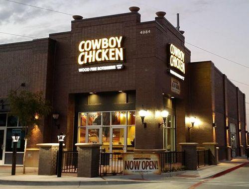 Cowboy Chicken Now Open In Frisco Texas Restaurantnews Com