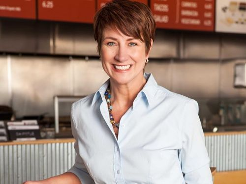From general manager to Chipotle's top female executive