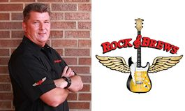 Mike Reynolds Named Chief Executive Officer of Rock & Brews